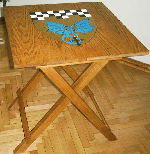 plans to build wooden folding table legs