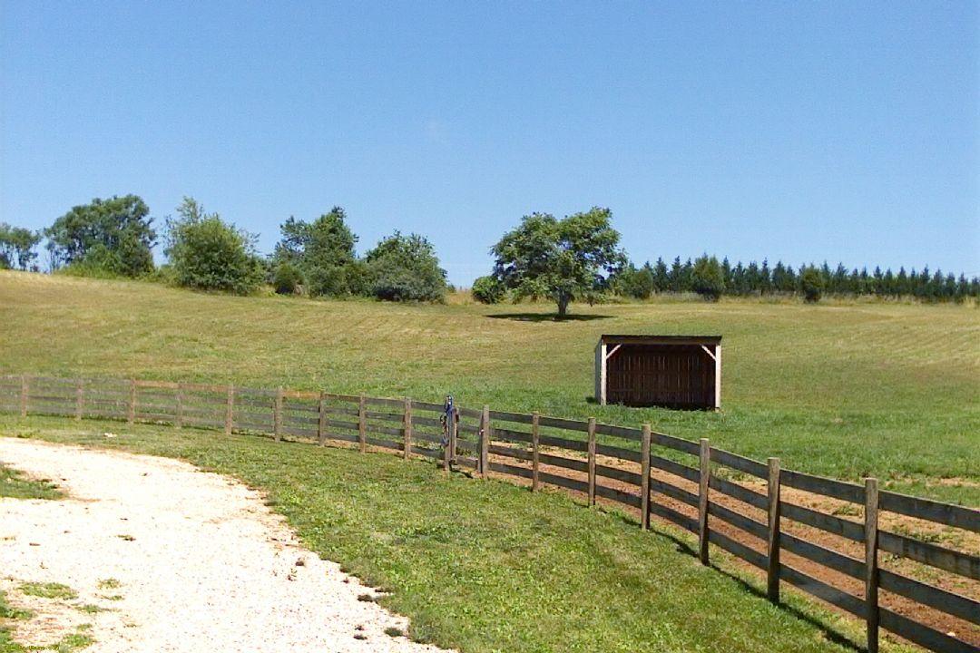 Horse Farm In Raphine Va