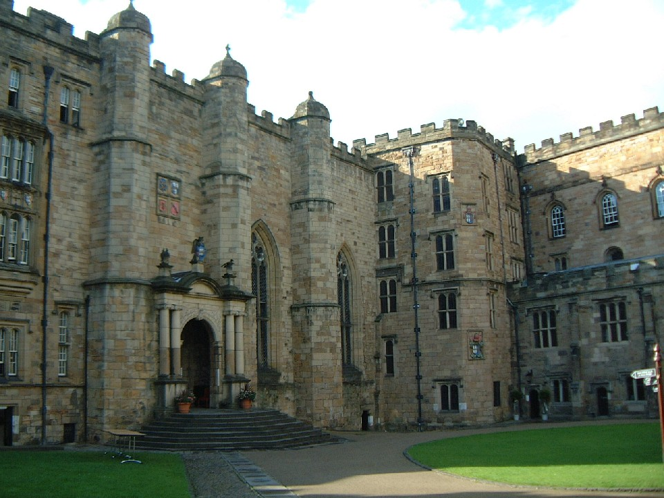 Prudhoe Castle And Durham Cathedral