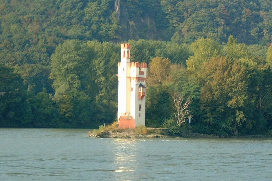 Rhine River Cruise - Rhine river